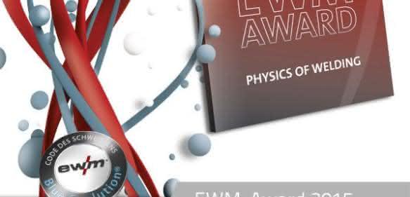 Lichtbogen-Schweißtechnik: EWM lobt Nachwuchspreis aus
