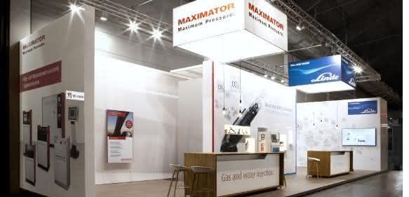Neue CO2-Technologie: Maximator optimiert Gasinnendruckverfahren