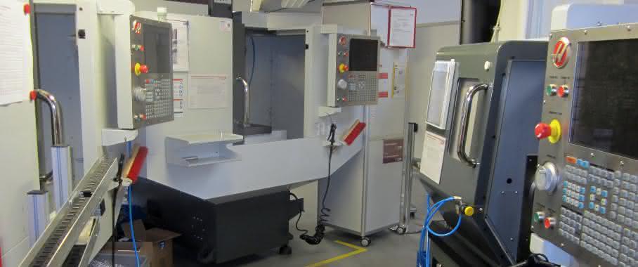 TU Darmstadt: Zellenfertigung bei Werkzeugmaschinen ist vorteilhaft: Mehr Maschinen bringen mehr