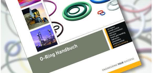 Die aktualisierte Auflage von Parkers O-Ring-Handbuch präsentiert sich nun im neuen Look