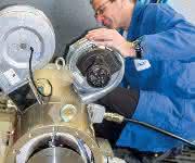 Permanentmagnetmotor: Abwasser umweltschonend aufbereiten