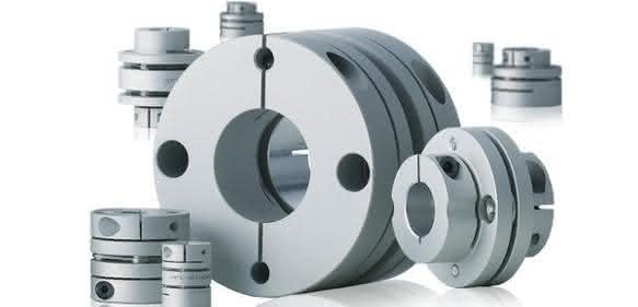 Lamellenkupplung Servoflex von Schmidt-Kupplung