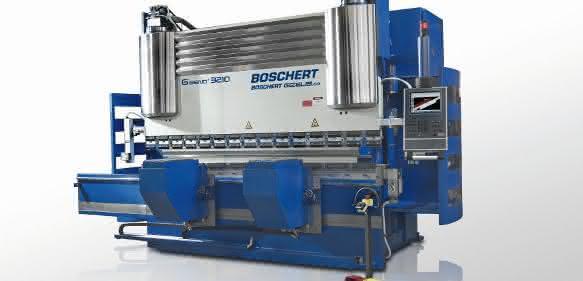 Boschert Hydraulikpresse