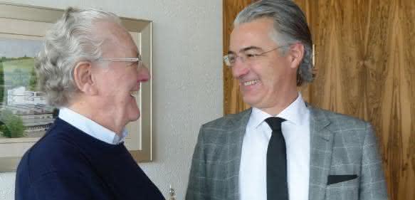 Franz und Markus Binder