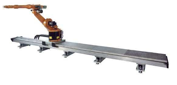 IPR Roboter-Fahrachsen