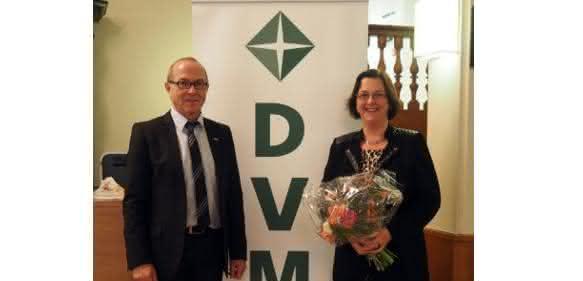 Lothar Krüger und Prof. Dr.-Ing. Martina Zimmermann