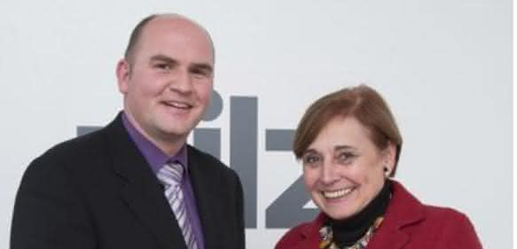 Harald Geisinger und Brigitte Krömer-Schmeisser