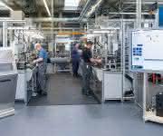 Bosch Rexroth und Industrie 4.0 in der Praxis: Ein Preis für die Ventilmontage