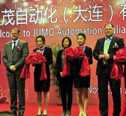 Jumo regelt das Wachstum in China: Neue Bleibe für die Tochter