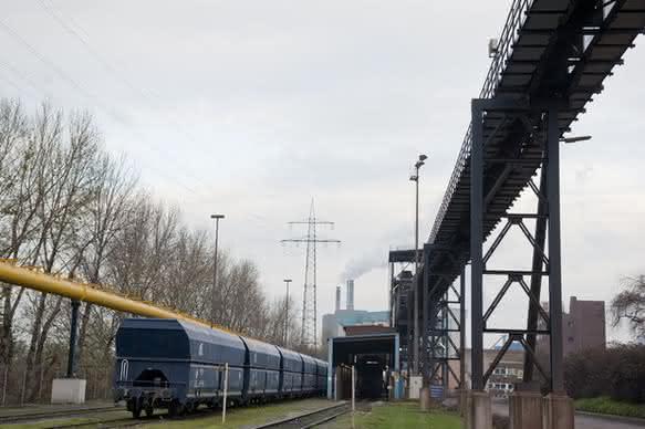 Orbit Logistics: Eisenbahnwagen per RFID verfolgen.: Hier spricht der Waggon