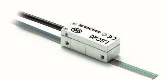 Längen- und Winkelmesssystem LSC20 von Siko