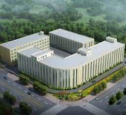 JUMO-Firmengebäudes in Dalian
