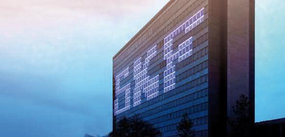 SKF Verwaltungsgebäude in Schweinfurt