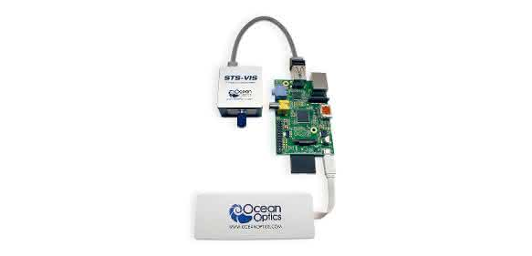 STS Developer Kit von Ocean Optics