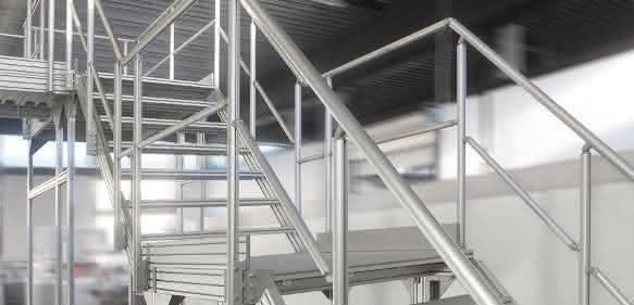 Treppen aus dem Baukasten: Steigungswinkel für alle Zwecke