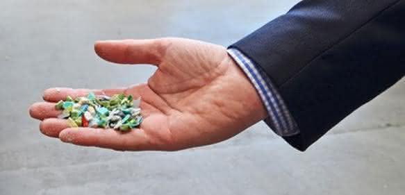Recyclingwerkstoffe