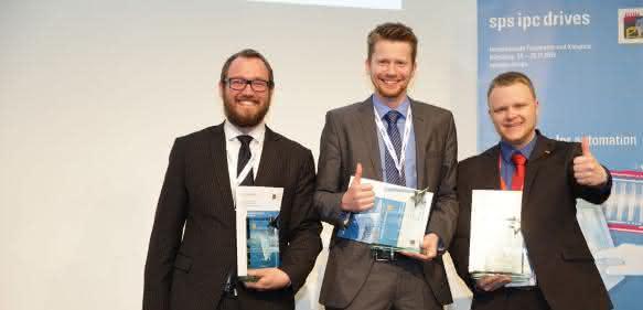 Gewinner des Innovationspreises der Automatisierungsindustrie