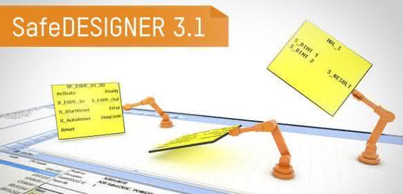 Neue Version 3.1 des Safe Designer von B&R
