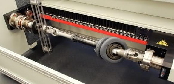 Torsionsprüfmaschinen von Zwick: Drehwinkel effizient prüfen