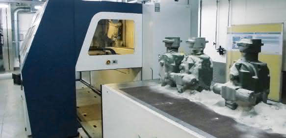 3D-Druck im industriellen Einsatz: Kernschießen ersetzt