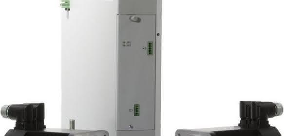 Ferrocontrol Doppelachsregler