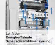 """Leitfaden """"Energieeffiziente Schaltschrankklimatisierung"""""""