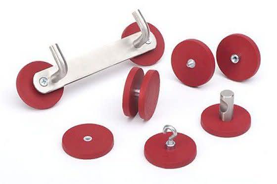 Funktionsmagnete der Produktlinie Graviflex von Schallenkammer
