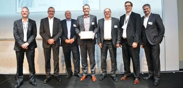 Verleihung Siemens Award