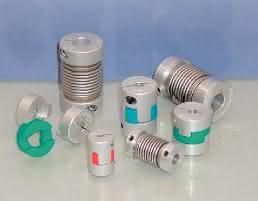 Miniaturkupplungen: Auswahl an Balg-, Elastomer-, Kreuzschieber- und Kreuzgelenkkupplungen im Drehmomentbereich bis etwa 20 Newtonmeter