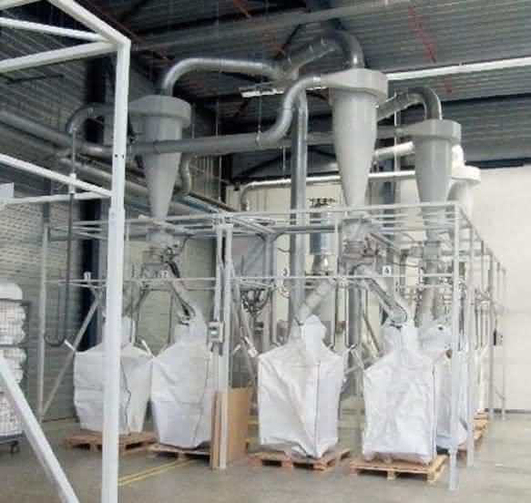Zerkleinerungs- und Absauganlagen: Komplettlösungen von Anlagenbauer Getecha