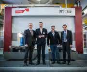Aerospace-Kompetenzcenter der Saint Jean Industries SA orderte bei Starrag ein 5-Achs-Bearbeitungszentrum STC 1250