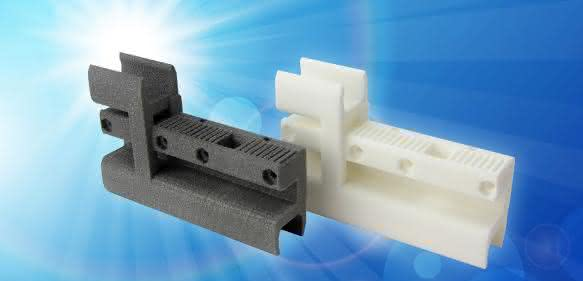 Lasersinterbauteile von Creabis, Lasersinter-Spezialisten und 3D-Druck-Dienstleister