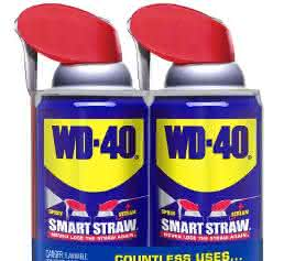 WD-40 Smart Straw Twin-Pack