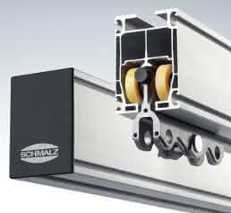 Aluminium-Profil und Transporthänger
