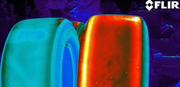 Miniatur-Wärmebildkameras: Flir Systems ist neuer Formel 1-Partner
