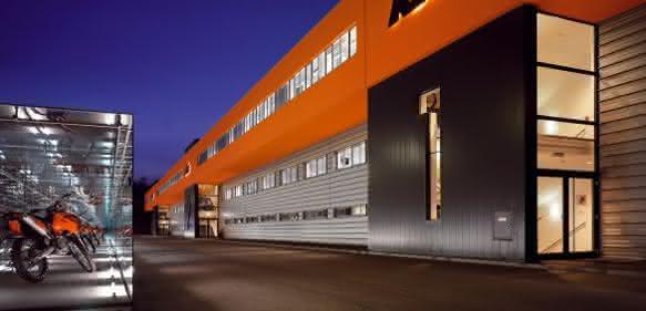 Batterieladegeräte: KTM setzt auf Fronius