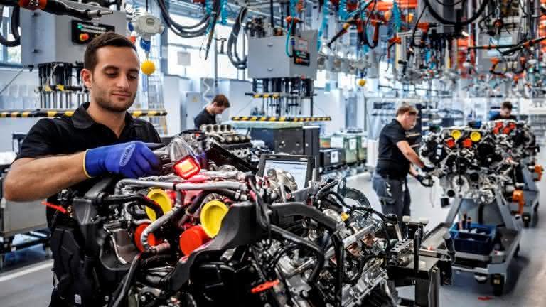AMG gewinnt Logistik-Preis 2014: Hochleistung auch in der Logistik