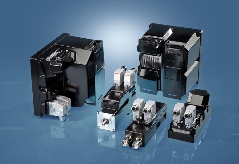 Dezentrale Antriebe von Bosch-Rexroth: Verkabelung deutlich reduziert