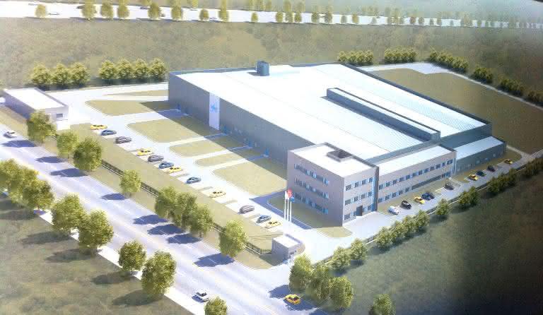 Bartsch baut Getriebeteileproduktion in China: Schutzzaun weg, Platz vorhanden