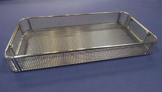 Rundecken-Sterilisations-Tray