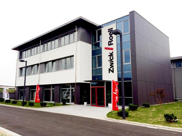 Test-Xpo in Ulm: Zwick eröffnet Werk in China