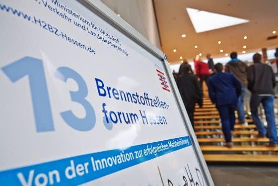 13. Brennstoffzellenforum Hessen