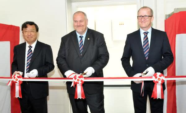 Messstrecke zur Kalibration von Tankstandmessgeräten: Endress+Hauser investiert in Japan