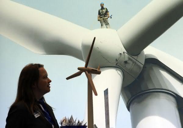 Leitmesse Wind: Gute Aussichten für die Windbranche
