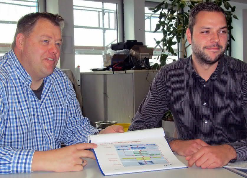 Michael Nöth und Benjamin Pfannes: Strategien für die Instandhaltung