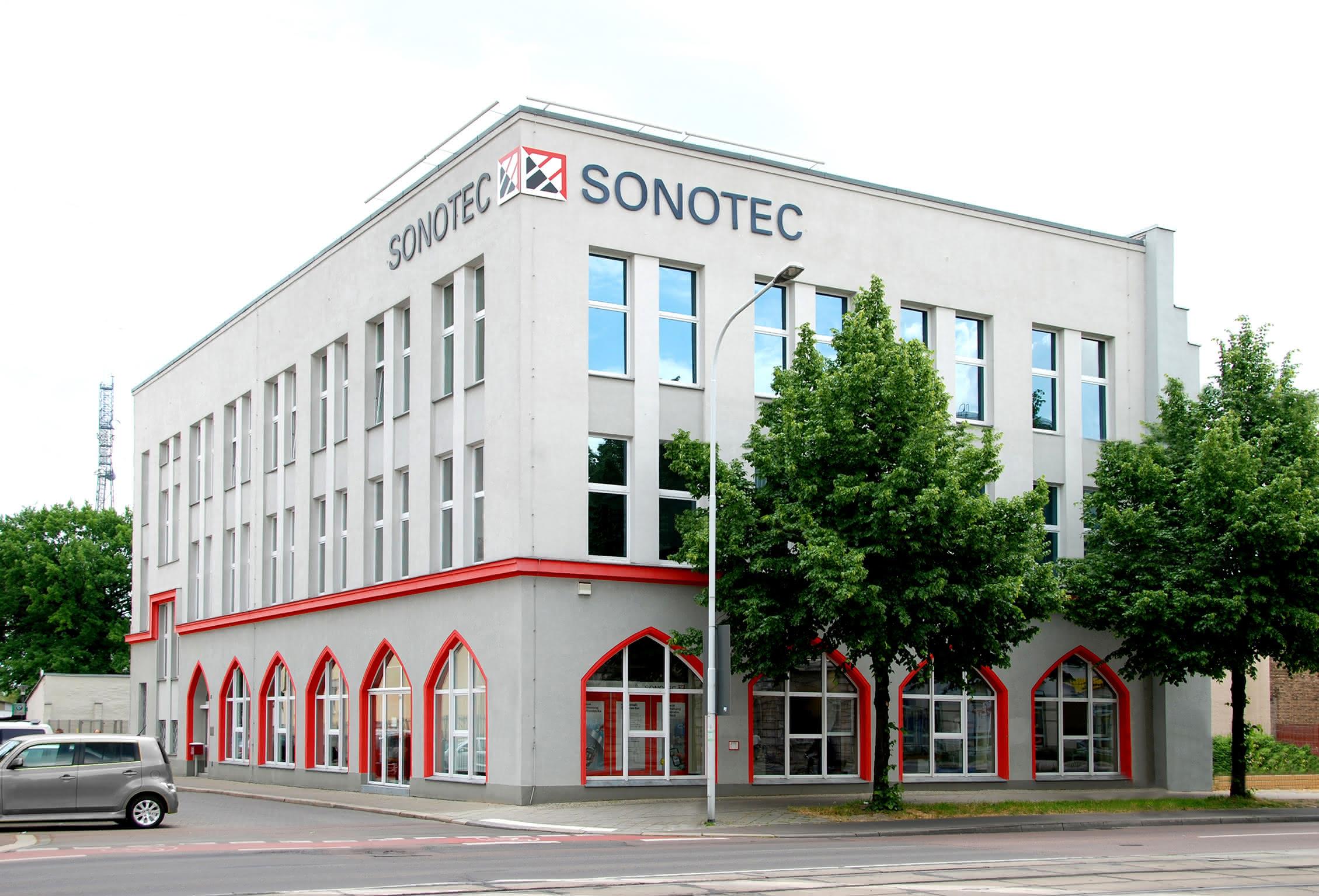 Europäische Kommission nominiert Sonotec: Einer von elf Innovation Champions