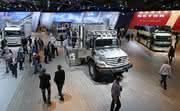 322 Weltpremieren: IAA Nutzfahrzeuge noch internationaler