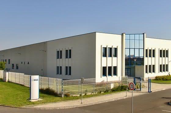 Werk der SWA in Tschechien