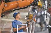 Robotik-Bildungszentrumszentrum in Chemnitz: Voith bildet zum Roboterexperten aus
