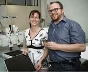 Amelie Leipprand und Dr: Axel Spickenheuer